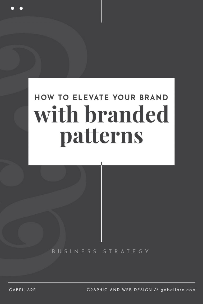Read more about the article How to elevate your business with branded patterns?