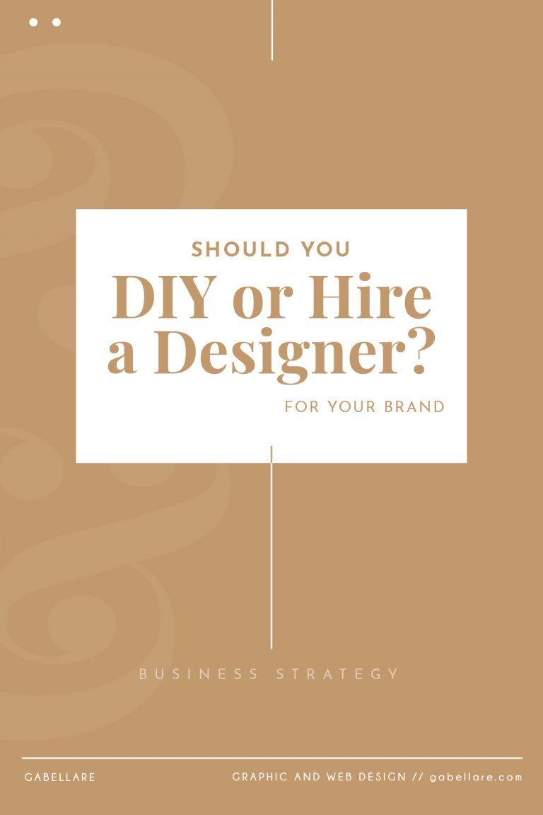 Read more about the article Going DIY or Hiring a Designer?