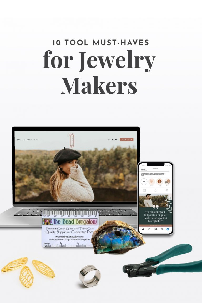 Read more about the article 10 tool Must-Haves for Jewelry makers