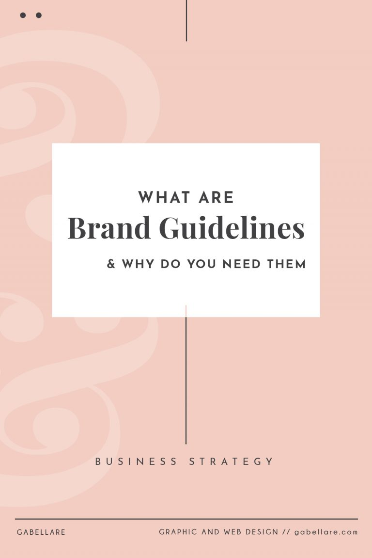 Read more about the article What are Brand Guidelines, and why do you need them?