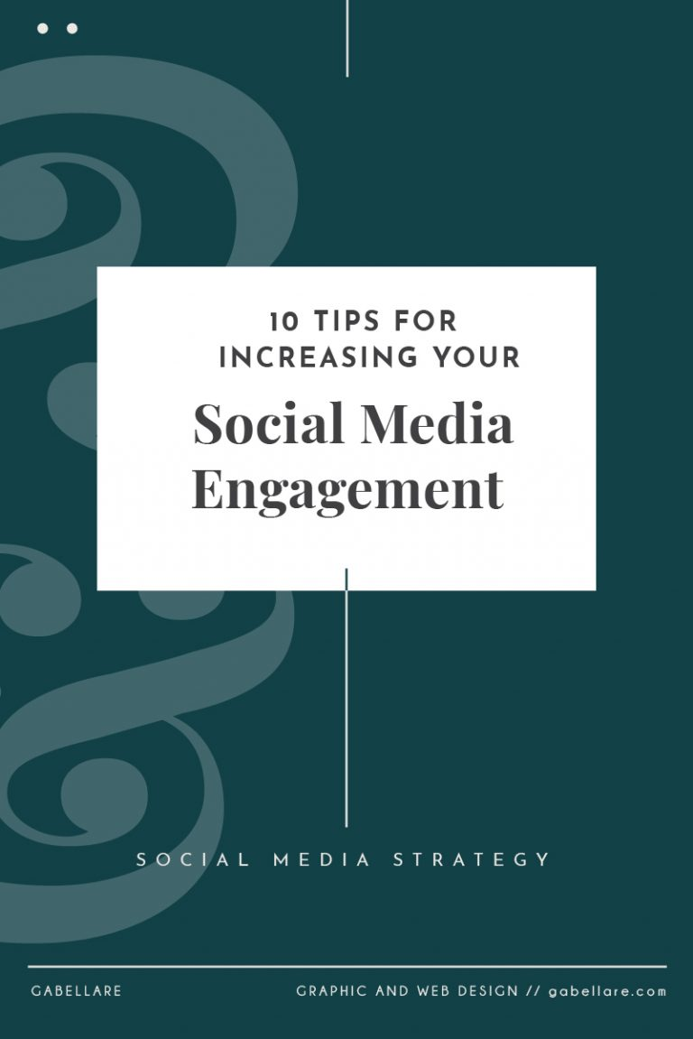 Read more about the article 10 Tips for Increasing your Social Media Engagement