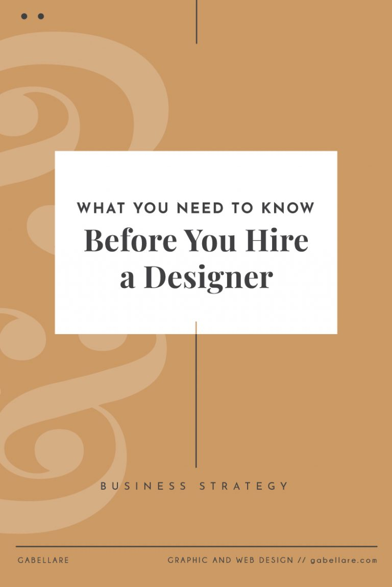 Read more about the article What You Need to Know Before You Hire a Designer