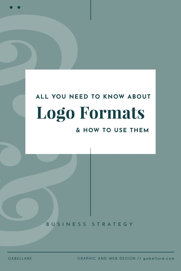 Read more about the article Logo File Formats: Everything you Need to Know About Them
