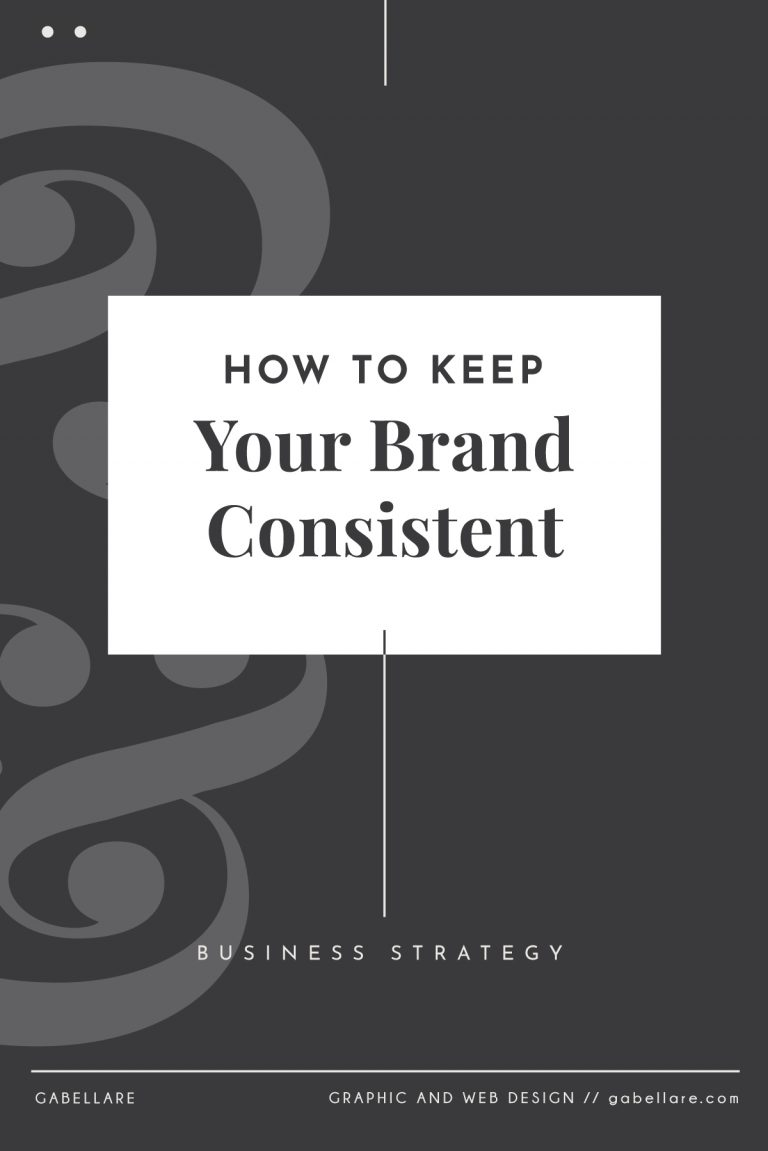 Read more about the article How to Keep Your Brand Consistent?